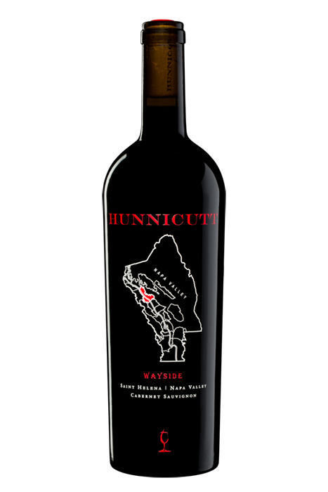 2017<br /> Cabernet Sauvignon, Saint Helena AVA,<br /> Wayside bottle shot